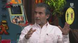 'El Negro' Araiza confiesa que, en una ocasión, les robó a sus abuelos unas charolas de plata para irse de fiesta