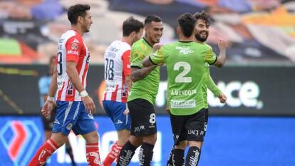 Los Bravos se quedan con el tercer puesto del cuadrangular de pretemporada | Vencieron 1-2 a los del Atlético San Luis de cara a la siguiente campaña de la Liga MX.