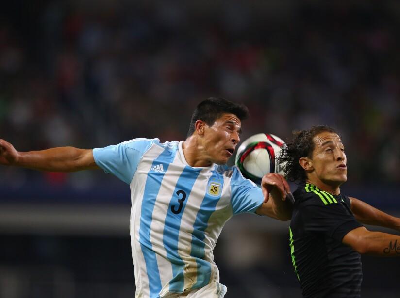 Mexico v Argentina