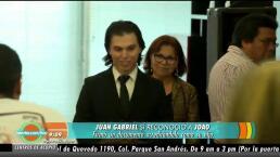 ¡Juan Gabriel sí reconoció a Joao!