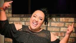 Michelle Rodríguez también le hace a la cantada y demuestra su talento al interpretar 'Sabor a mi'