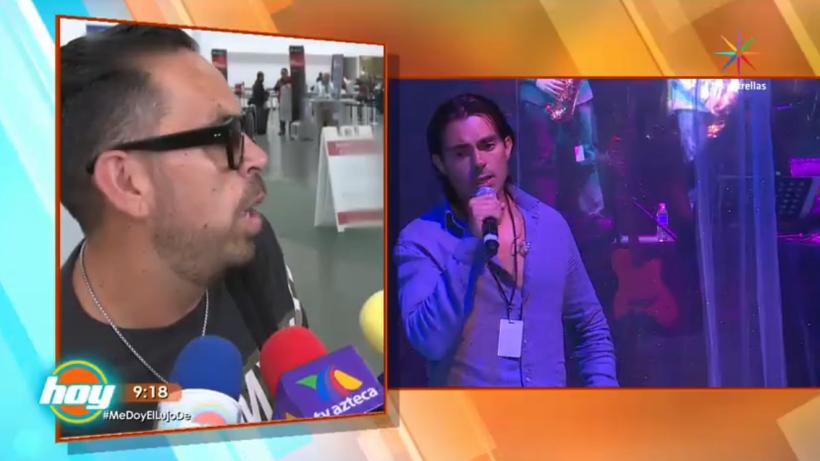 Jorge D'Alessio, líder de 'Matute' habla del regreso de la banda después de un accidente