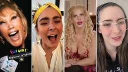 Ariadne Díaz no solo imitó a Niurka, también a 'La Tesorito' con su versión de 'Tusa' (VIDEO)