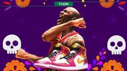 El detallazo de Michael Jordan para festejar Día de Muertos