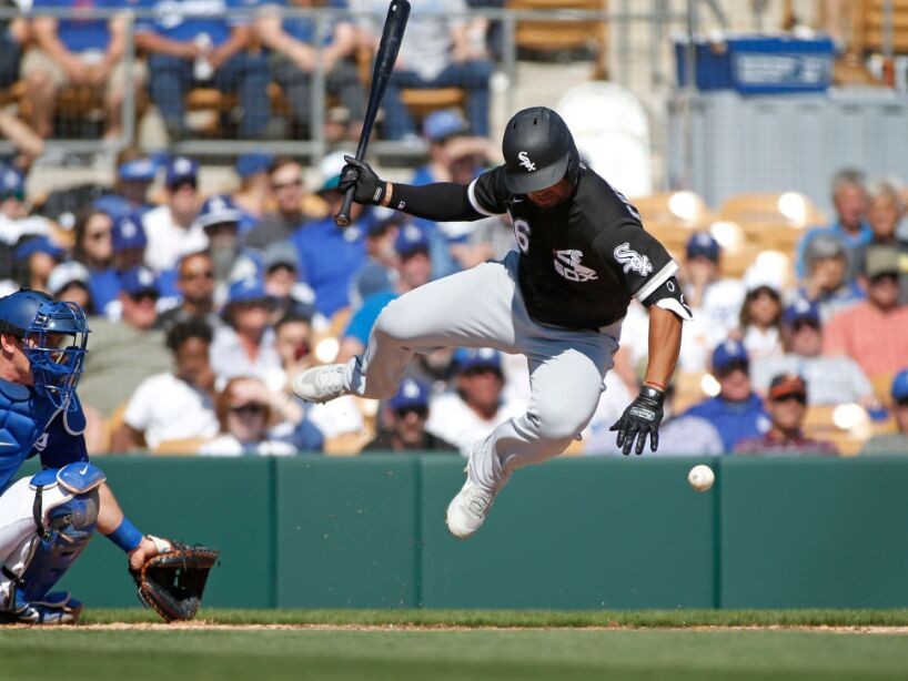 Chicago White Sox v Los Angeles Dodgers