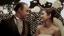 'Fran' se lleva una doble sorpresa en la boda de 'Karime'