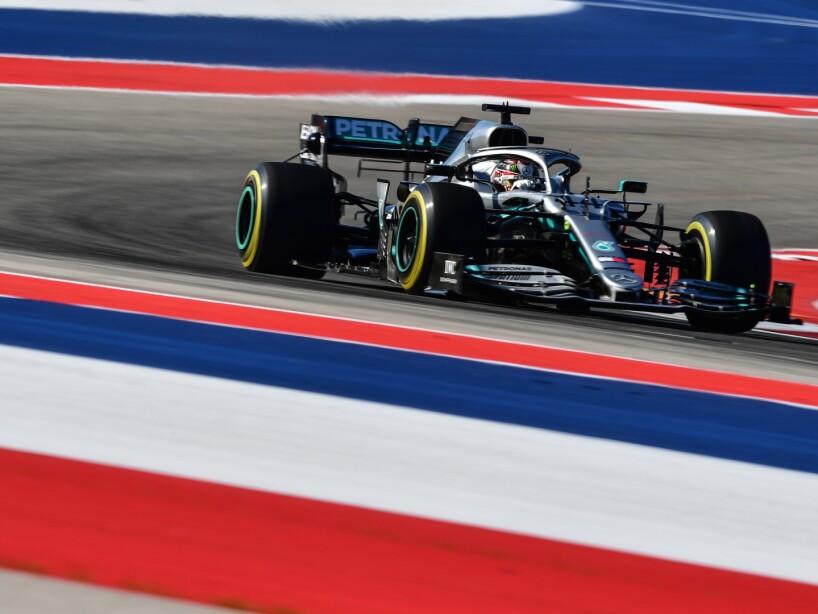 2019 United States Grand Prix, Friday - LAT Images