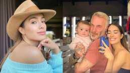 Gianluca Vacchi le dedica tierno mensaje a Sharon Fonseca por el día de las madres