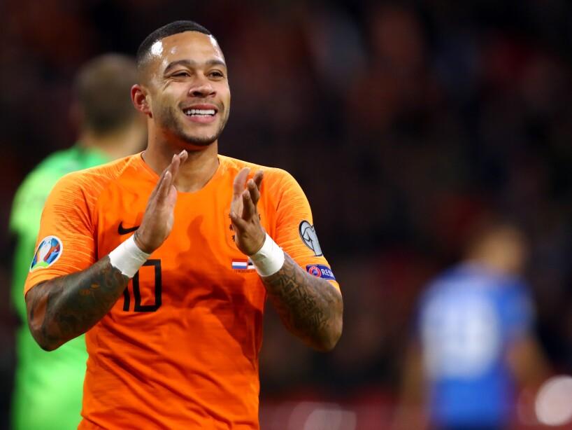 Netherlands v Estonia - UEFA Euro 2020 Qualifier