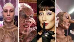 Drag impacta con su maquillaje de La Gran Bruja de los 90's y además muestra el proceso de su creación