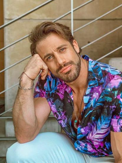 Tras algunas semanas de especulaciones en torno a su relación amorosa, este martes 23 de febrero, Lambda García dio a conocer su separación del actor Luja. <br />