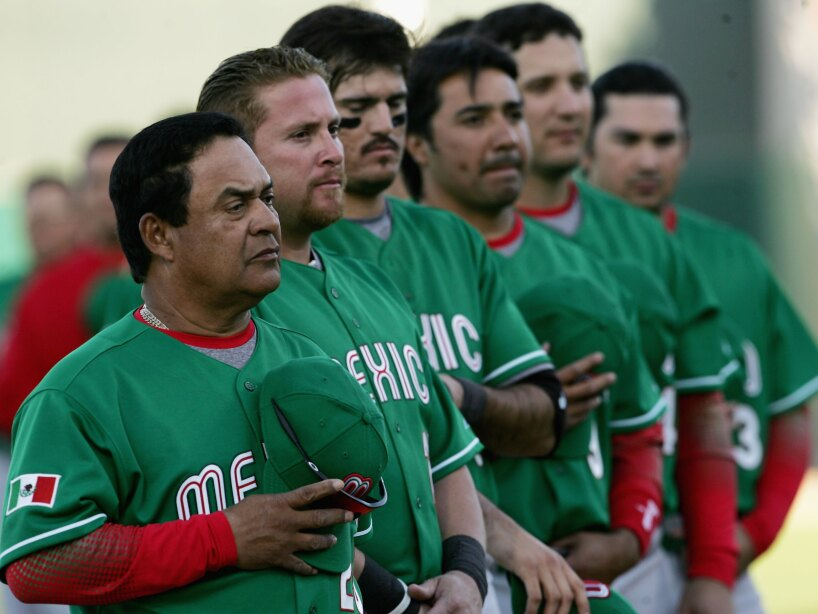 Mexico National Team v Arizona Diamondbacks