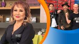 Lucero Sánchez, la mami chula de Hoy