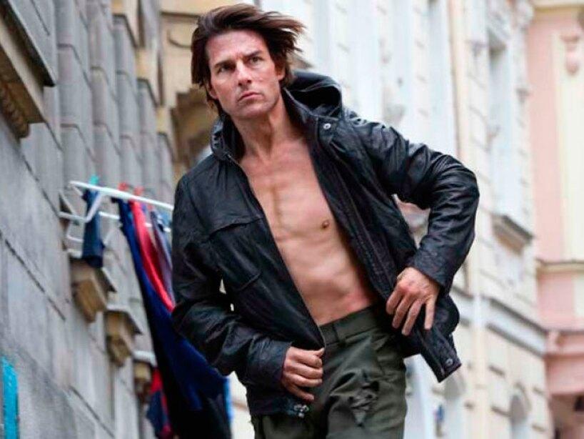 Misión Imposible, lanzada en 1996, fue la primera aventura producida por Tom Cruise.