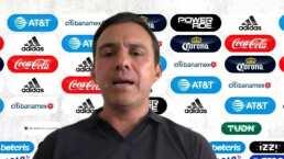Presentan al nuevo técnico de la Selección Mexicana Sub 17