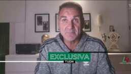Luis Islas aseguró que no ha podido asumir la muerte de Maradona