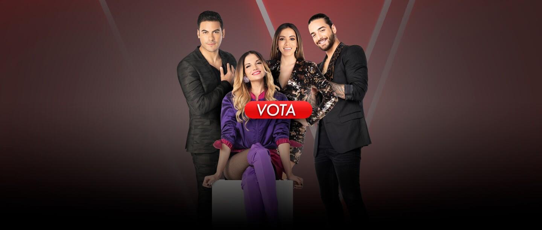 ¿Cuál coach crees que gane La Voz... México? ¡Vota ya!