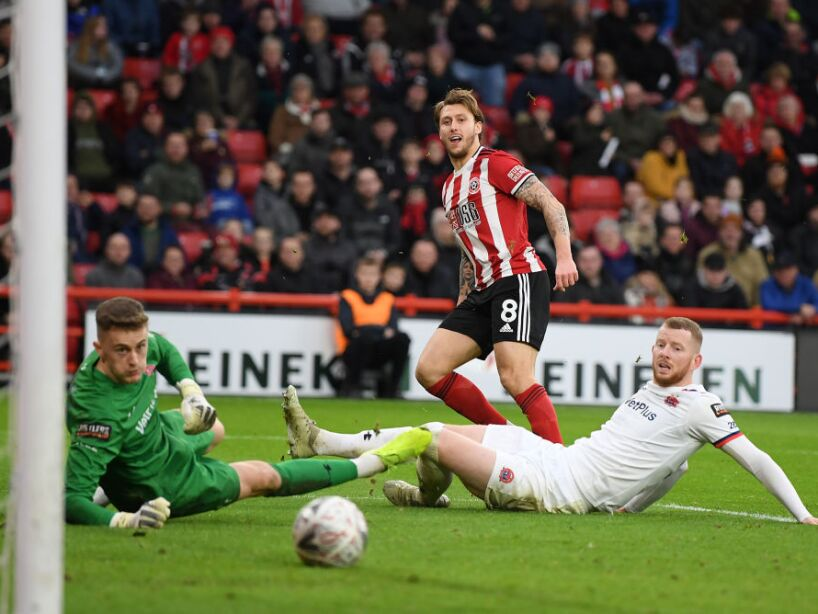 Sheffield United v AFC Flyde - FA Cup Third Round