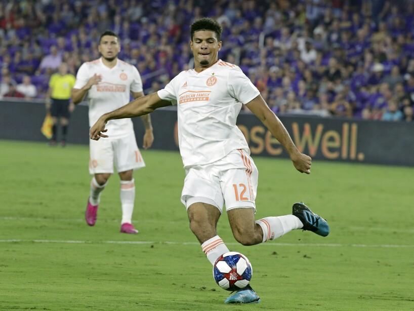 MLS Atlanta United Orlando City Soccer