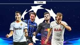 ¿Qué necesitan Valencia y Tottenham para avanzar en Champions?