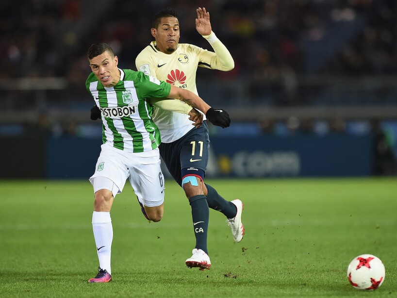 Club America v Atletico Nacional - FIFA Club World Cup 3rd Place Match