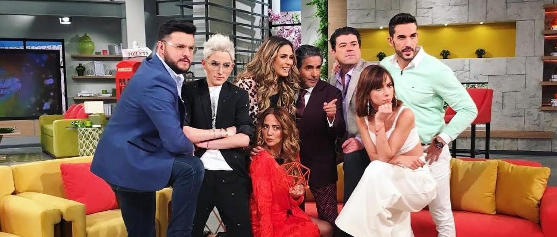 Ante cambios en 'Hoy', Andrea Legarreta dedica emotivo mensaje a sus compañeros