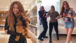 Shakira y su equipo celebran su éxito con divertido TikTok