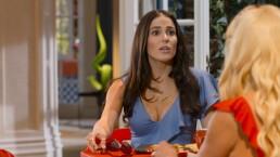 """""""Amiga, ¡date cuenta!"""": Pamela finge apoyar a Deyanira para separarla de Charly en 'Mi querida herencia'"""