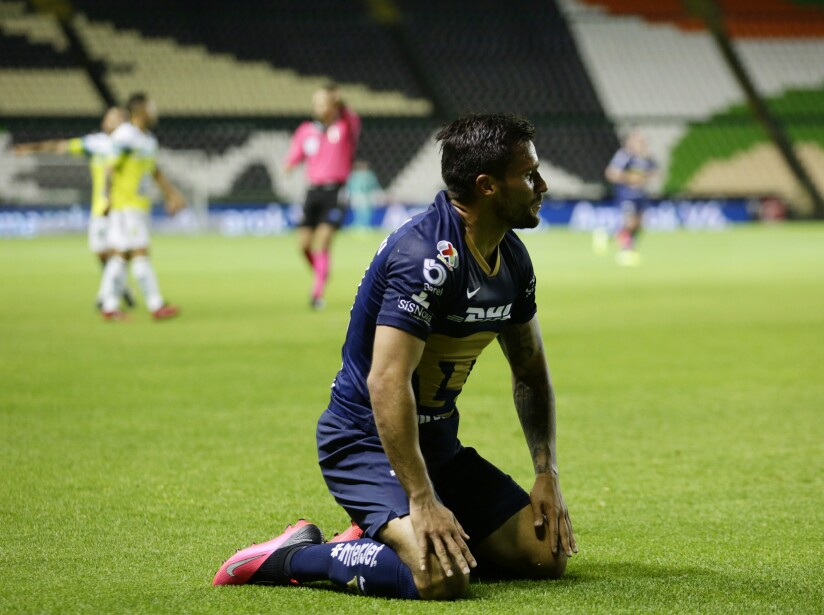 Leon v Pumas UNAM - Torneo Clausura 2020 Liga MX