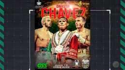 Julio César Chávez se subirá al ring en homenaje al 'Macho' Camacho