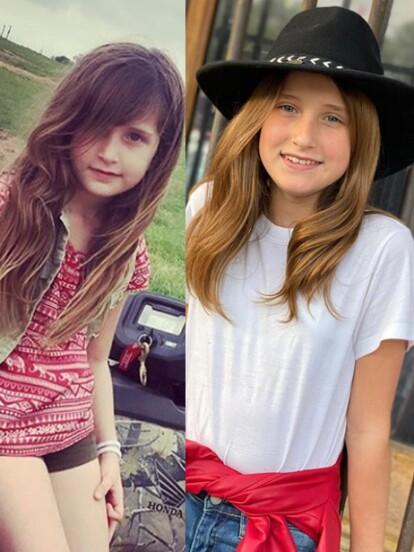 Elissa Marie SotoBorja Bazán cumplió el pasado 17 de febrero 11 años y aquí te mostramos lo mucho que ha cambiado a través del tiempo.