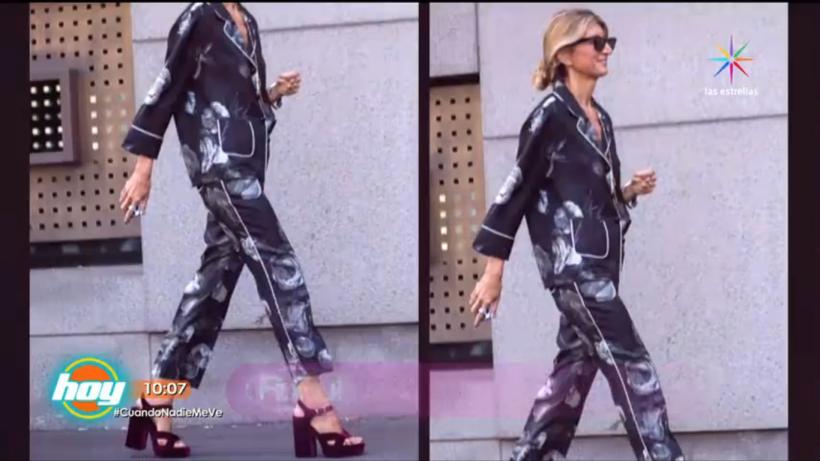Descubre cómo llevar tu pijama con estilo a la calle