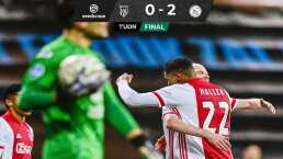 Edson Álvarez jugó todo el partido en la victoria del Ajax