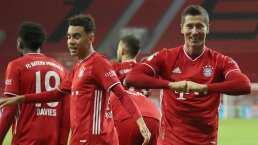 ¡Ojo que el Bayern retó a Tigres!