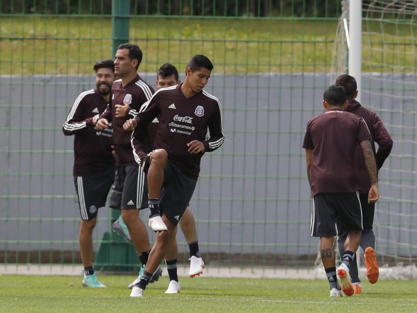 La concentración será fundamenta para no perder a cabeza contra el equipo alemán