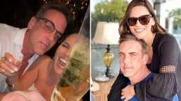 La divertida propuesta de matrimonio de Carlos Ponce a Karina Banda