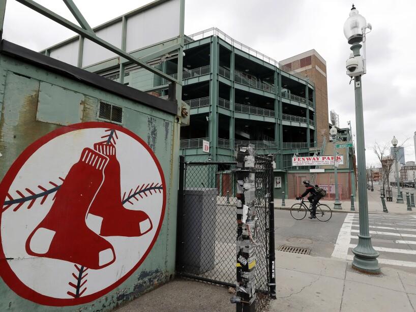 Virus Outbreak Empty Ballparks Baseball