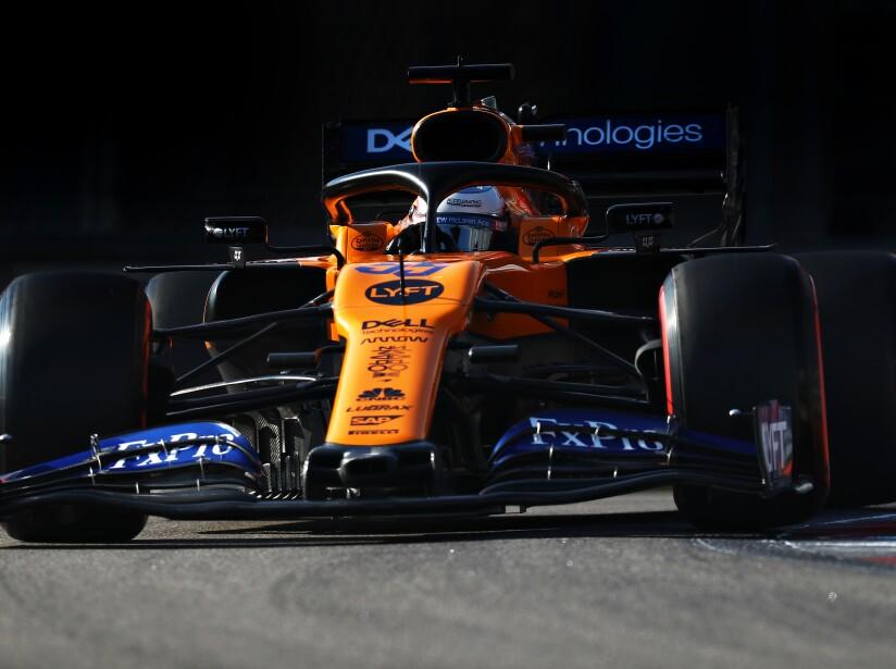 Tras la Q3, así iniciarán en el Autódromo de Sochi para el GP de Rusia
