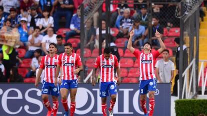 Querétaro 0-1 San Luis