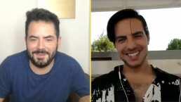 José Eduardo y Vadhir Derbez confiesan si es verdad que su papá los ponía a trabajar de meseros y acomodadores