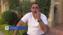 Julio Zamora y su lucha contra múltiples infartos cerebrales