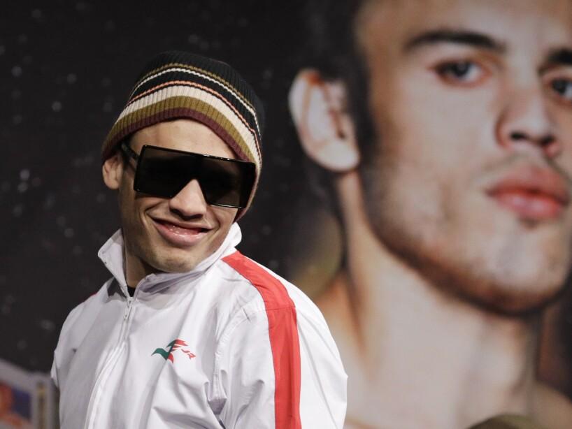 Alvarez Chavez Jr Boxing