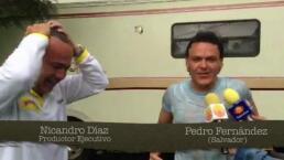 Los famosos de las telenovelas cumplen reto Ice Bucket Challenge