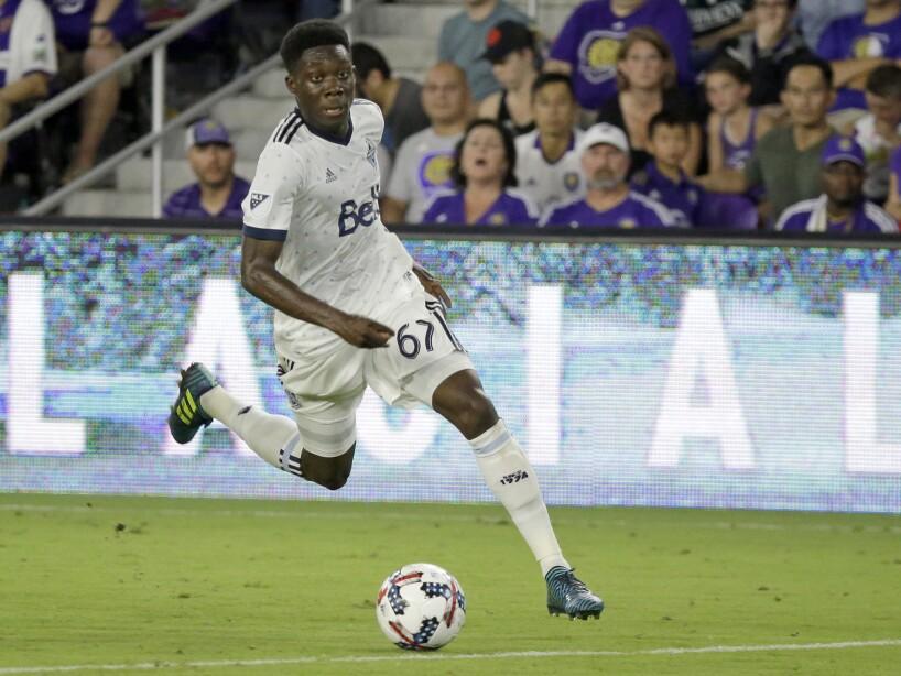 MLS Whitecaps Orlando City Soccer