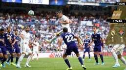 Madrid permite empate en últimos minutos ante el Valladolid