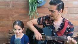 Aitana y Vadhir Derbez sorprenden con su conmovedor dueto musical