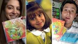 Daniela Aedo, de '¡Vivan los niños!', sorprende a fan y le regala el disco que tanto buscó por años