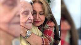 """Solo viví por ti"": Daniela Romo se despide de su mamá con emotivo mensaje"