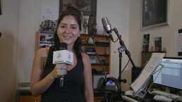 ¡Diana Bovio pone su voz a 'Los pecados de Bárbara'!