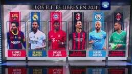 Seis futbolistas de élite que en unos meses serán agentes libres